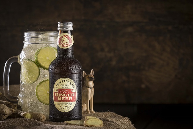 Fentimans is fizzing along nicely