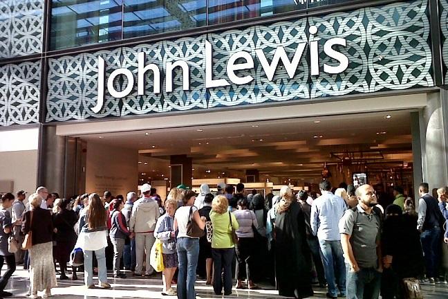 We should applaud John Lewis's bold stance on gender