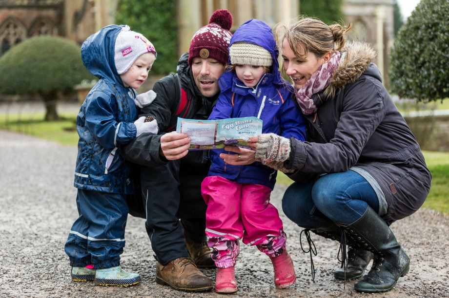 Cadbury rolls out Easter Egg campaign with National Trust