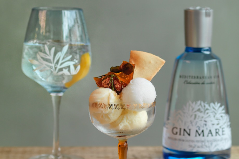 Gin Mare to launch G&T ice cream parlour