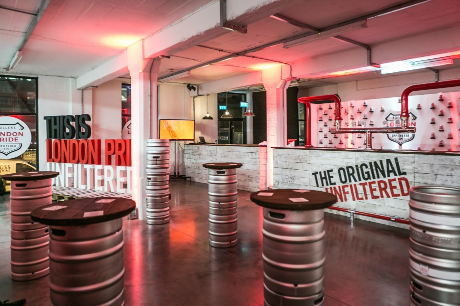 Fuller's unveils London Pride Unfiltered at Craft Beer Rising