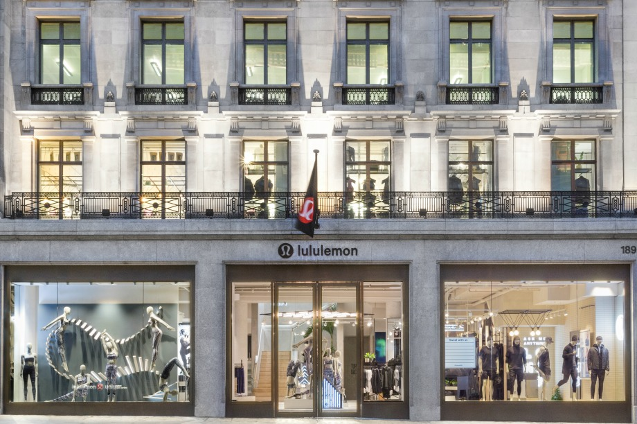 Behind the scenes: Lululemon's meditation bus and new flagship store