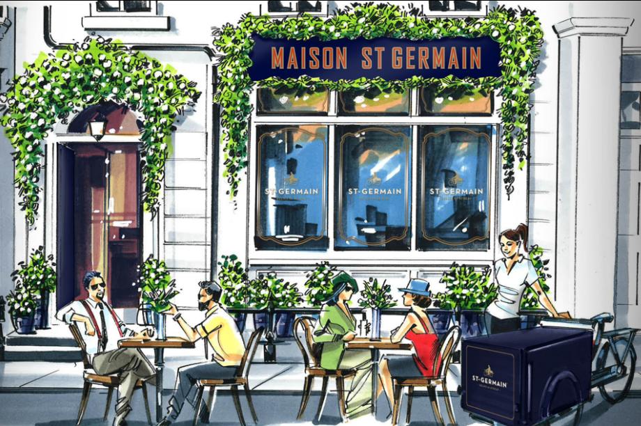 St-Germain to open immersive pop-up in London