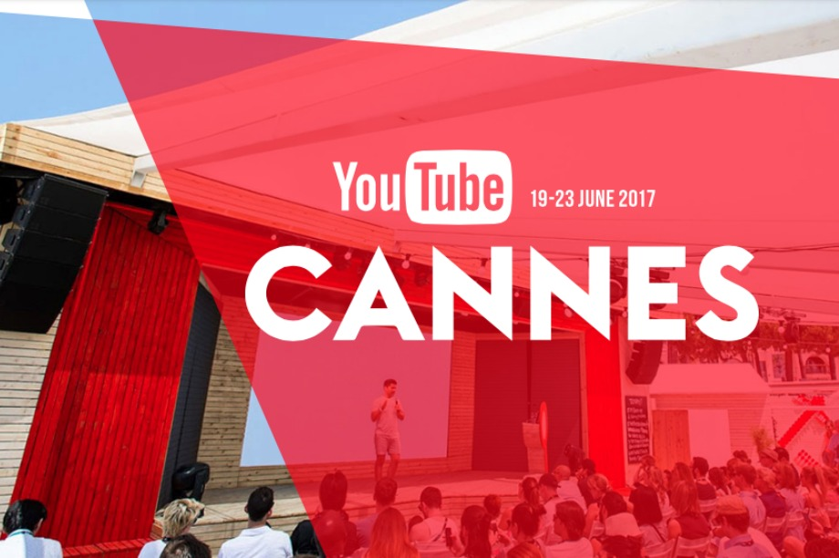 YouTube creates beach-themed activation at Cannes Lions Festival