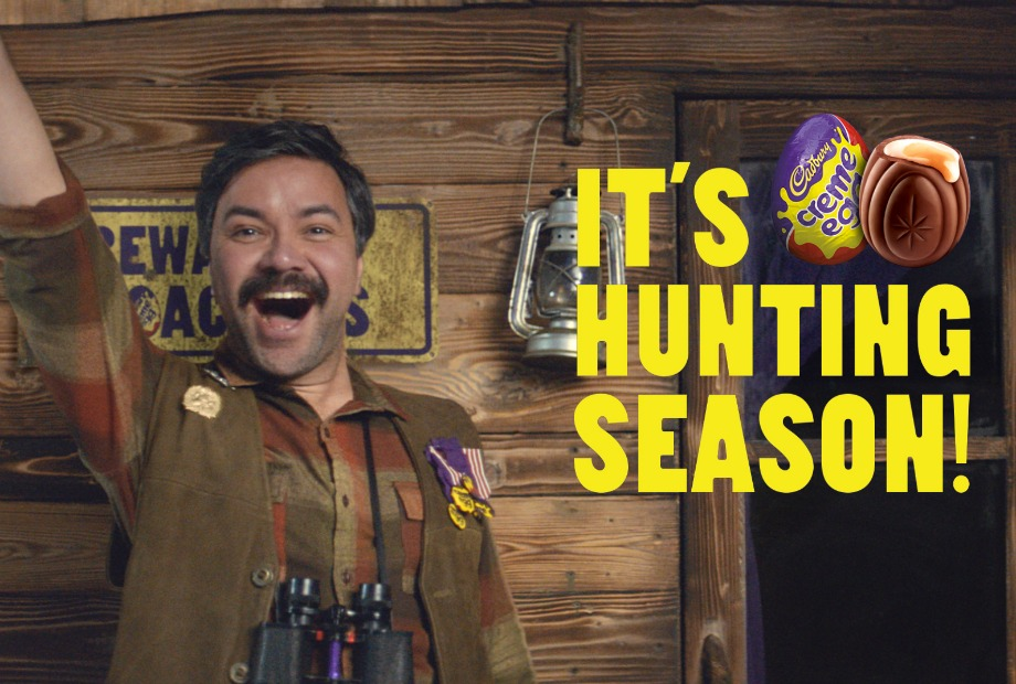 Cadbury launches Creme Egg Hunting Lodge