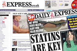 Paul Ashford, group editorial director, Northern & Shell, publisher of the Daily Express and Daily Star