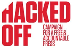 Hacked-off
