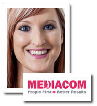 Stacey Pratt, associate director, MediaCom