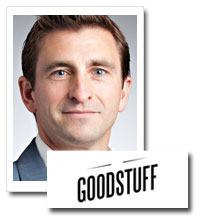 Andrew Stephens, founding partner, Goodstuff