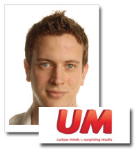 Sean Ramsay, digital account director, UM London