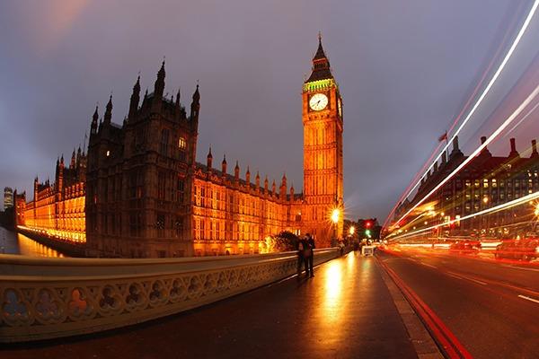 Houses of Parliament, Westminster. Photograph: Tomas Marek/123RF