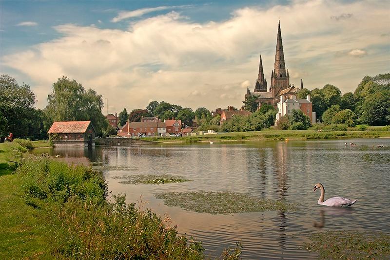 Lichfield, Staffordshire