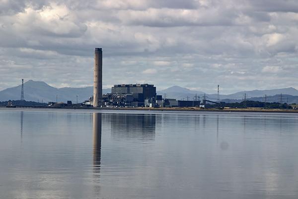Longannet coal station
