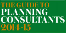 The Guide to Planning Consultants 2014-15